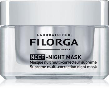 Filorga NCEF Night Mask intenzivna obnovitvena maska za regeneracijo obraza