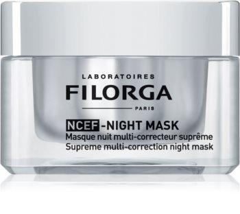Filorga NCEF Night Mask maschera rigenerante intensa per la rigenerazione della pelle
