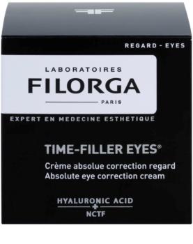 Filorga Time Filler Eyes комплексний крем-догляд для шкіри навколо очей