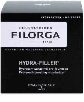 Filorga Medi-Cosmetique Hydra-Filler feuchtigkeitsspendende und stärkende Gesichtscreme für jugendliches Aussehen