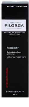 Filorga Neocica helyi ápolás az irritált bőrre