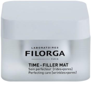 Filorga Time Filler MAT matirajoča krema za glajenje kože in zmanjšanje por
