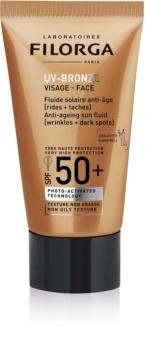 Filorga UV-Bronze protivráskový fluid SPF 50+
