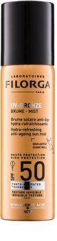 Filorga Medi-Cosmetique UV Bronze захисна зволожуюча емульсія проти ознак старіння SPF50