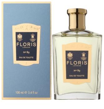 Floris No 89 toaletní voda pro muže 100 ml