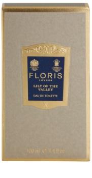 Floris Lily of the Valley eau de toilette nőknek 100 ml