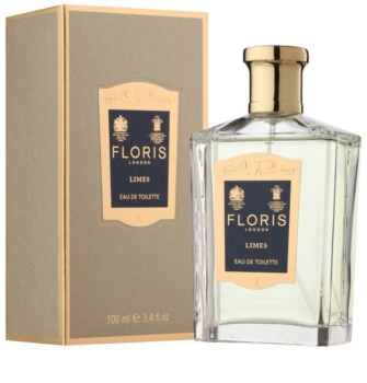 Floris Limes Eau de Toilette unisex 100 ml