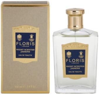 Floris Night Scented Jasmine toaletní voda pro ženy 100 ml