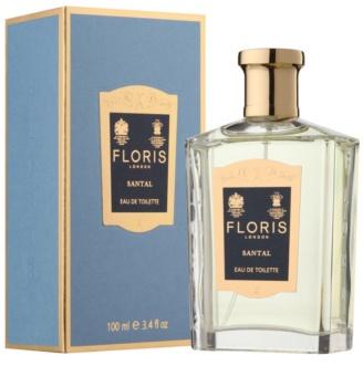 Floris Santal Eau de Toilette für Herren 100 ml