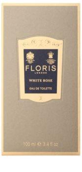 Floris White Rose eau de toilette pentru femei 100 ml