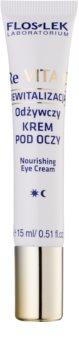 FlosLek Laboratorium Re Vita C 40+ crème de nuit nourrissante contour des yeux