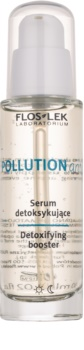 FlosLek Laboratorium Pollution Anti sérum facial alisante desintoxicante