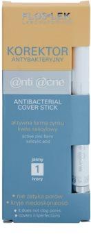 FlosLek Laboratorium Anti Acne correcteur pour peaux à imperfections