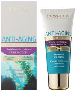 FlosLek Laboratorium Anti-Aging Mineral Therapy crème yeux anti-rides