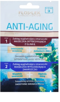 FlosLek Laboratorium Anti-Aging Mineral Therapy soin anti-rides aux minéraux