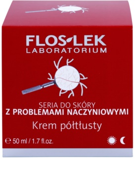 FlosLek Laboratorium Dilated Capillaries crème fortifiante anti-veines fissurées