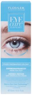 FlosLek Laboratorium Eye Care Expert oční krém proti vráskám a tmavým kruhům