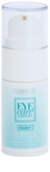 FlosLek Laboratorium Eye Care Expert pomirjajoča gelasta maska za predel okoli oči