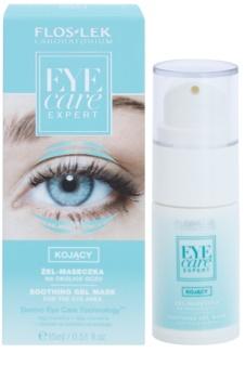 FlosLek Laboratorium Eye Care Expert Soothing Gel Mask for Eye Area