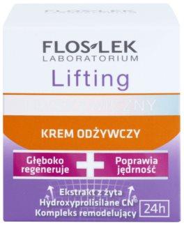 FlosLek Laboratorium Lifting Immediate crema nutritiva  con efecto remodelador