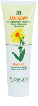 FlosLek Laboratorium Arnica gel apaziguador para rosto e corpo