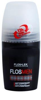 FlosLek Laboratorium FlosMen antiperspirant roll-on brez alkohola