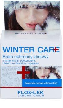 FlosLek Laboratorium Winter Care crème d'hiver protectrice pour peaux sensibles