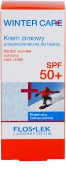 FlosLek Laboratorium Winter Care Protective Winter Cream SPF 50+