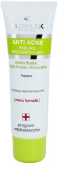 FlosLek Pharma Anti Acne enzymatický peeling
