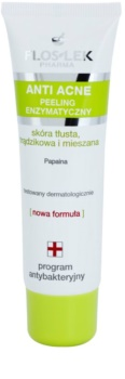 FlosLek Pharma Anti Acne exfoliant enzymatique