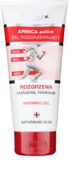 FlosLek Pharma Arnica Active gel riscaldante per rilassare muscoli e articolazioni