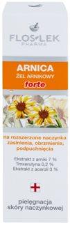 FlosLek Pharma Arnica Forte zklidňující gel na pleť se sklonem k začervenání