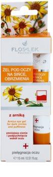 FlosLek Pharma Eye Care Arnica Eye Gel To Treat Swelling And Dark Circles