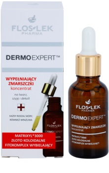 FlosLek Pharma DermoExpert Concentrate intensywne serum o działaniu przeciwzmarszczkowym