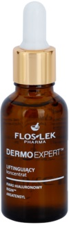 FlosLek Pharma DermoExpert Concentrate lifting serum za obraz, vrat in dekolte