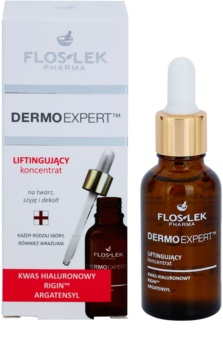 FlosLek Pharma DermoExpert Concentrate Lifting Serum For Face, Neck And Chest