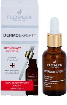 FlosLek Pharma DermoExpert Concentrate serum liftingujące do twarzy, szyi i dekoltu