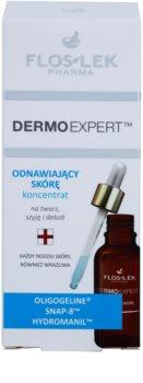 FlosLek Pharma DermoExpert Concentrate sérum rénovateur visage  visage, cou et décolleté