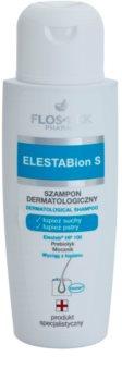 FlosLek Pharma ElestaBion S dermatologický šampón proti suchým lupinám