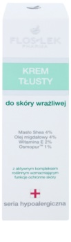 FlosLek Pharma Hypoallergic Line Extra Nourishing Night Cream For Sensitive And Irritable Skin