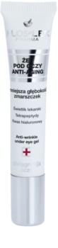 FlosLek Pharma Eye Care gel yeux effet anti-rides