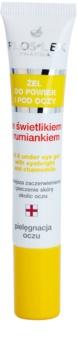 FlosLek Pharma Eye Care gel para o contorno dos olhos com eufrásia e camomila