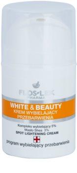 FlosLek Pharma White & Beauty Whitening Cream For Local Treatement