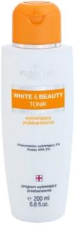 FlosLek Pharma White & Beauty lozione tonica con effetto sbiancante