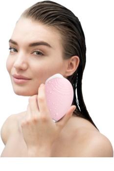 FOREO Foreo Luna™ Perie pentru curatare pentru piele cu efect de netezire