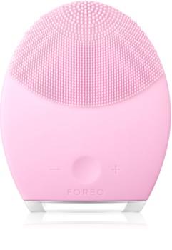 FOREO Luna™ 2 cepillo sónico de limpieza facial con efecto antiarrugas