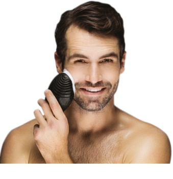FOREO Foreo Luna™ 2 for Men čistiaci sonický prístroj s protivráskovým účinkom