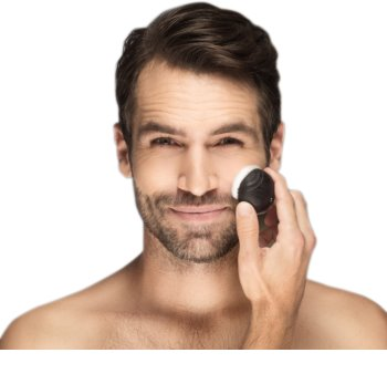 FOREO Luna™ Go for Men Sonic Skin Cleansing Brush