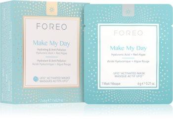 FOREO UFO™ Make My Day ochranná pleťová maska s hydratačním účinkem