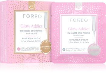 FOREO UFO™ Glow Addict masque illuminateur
